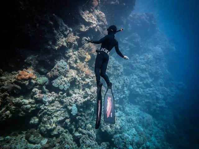 beatrice del negro en mer