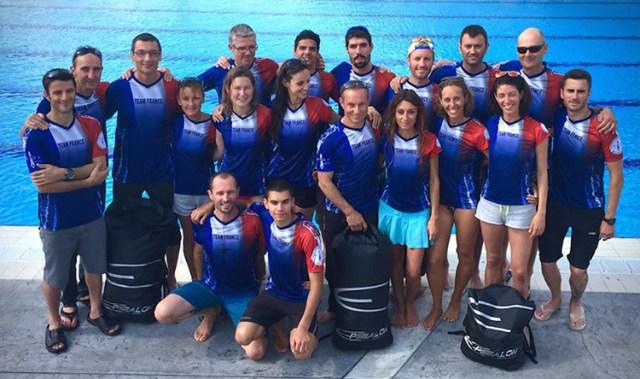 equipe de France Aida