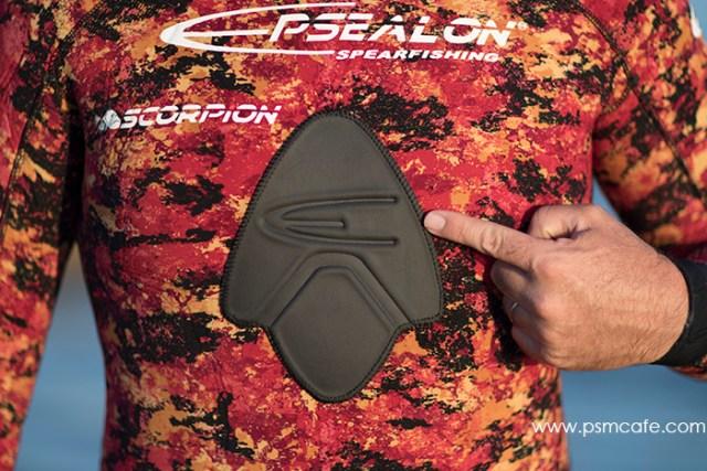 Plastron Epsealon Scorpion