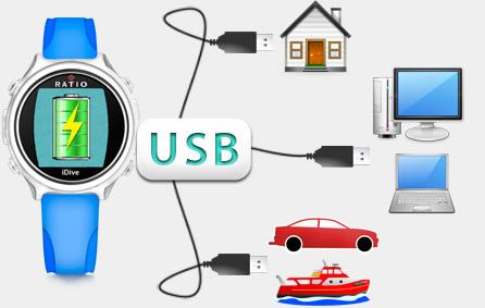 Salvimar Ratio Idive Free, 100% USB