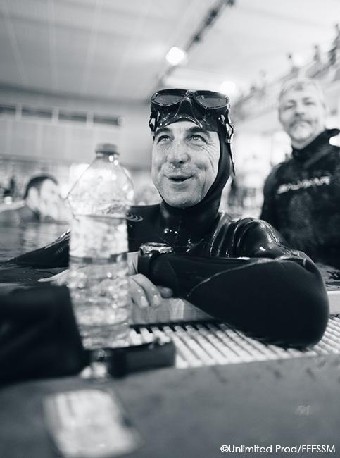 Pascal REBOUL du club Bulle Evasion (Provence Alpes)