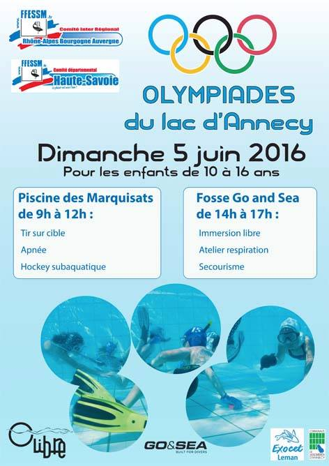 olympiade annecy