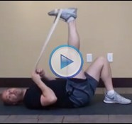 Quick Tip: AIS Hamstring Stretch