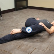 Quick Tip: Do you know how to do a scaled piriformis stretch?