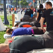 Quick Tip: Have you experienced the benefits of post-race massage?