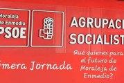 Jornada Informativa en la Agrupación Socialista de Moraleja de Enmedio