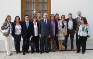 En el Parlamento Andaluz