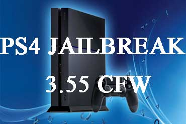PS4 Jailbreak 3 55 CFW Download - PS4 3 55 CFW File For Free
