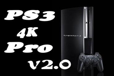 PS3 4K Pro - PS3 4K Pro XMB Modification v2 0 Download Free