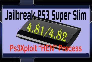 PS3 Jailbreak Software - PS3 Jailbreak Tools - PS3 Jailbreak Process
