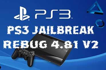 PS3 Jailbreak Rebug 4 81 v2 CFW - Download Rebug 4 81v2 No Survey