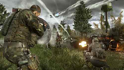 Call of Duty Modern Warfare Remastered PS4 (USA) ISO Download Free