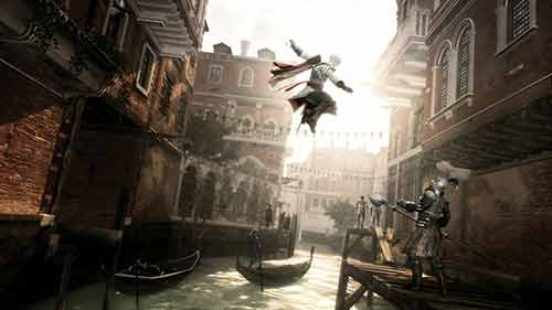 Assassins Creed Heritage Collection PS3 ISO [+DLC] Download