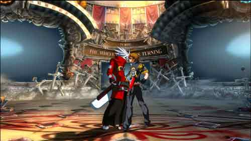 BlazBlue Central Fiction PS3 ISO [+DLC]- Download PS3 (USA) PKG Free