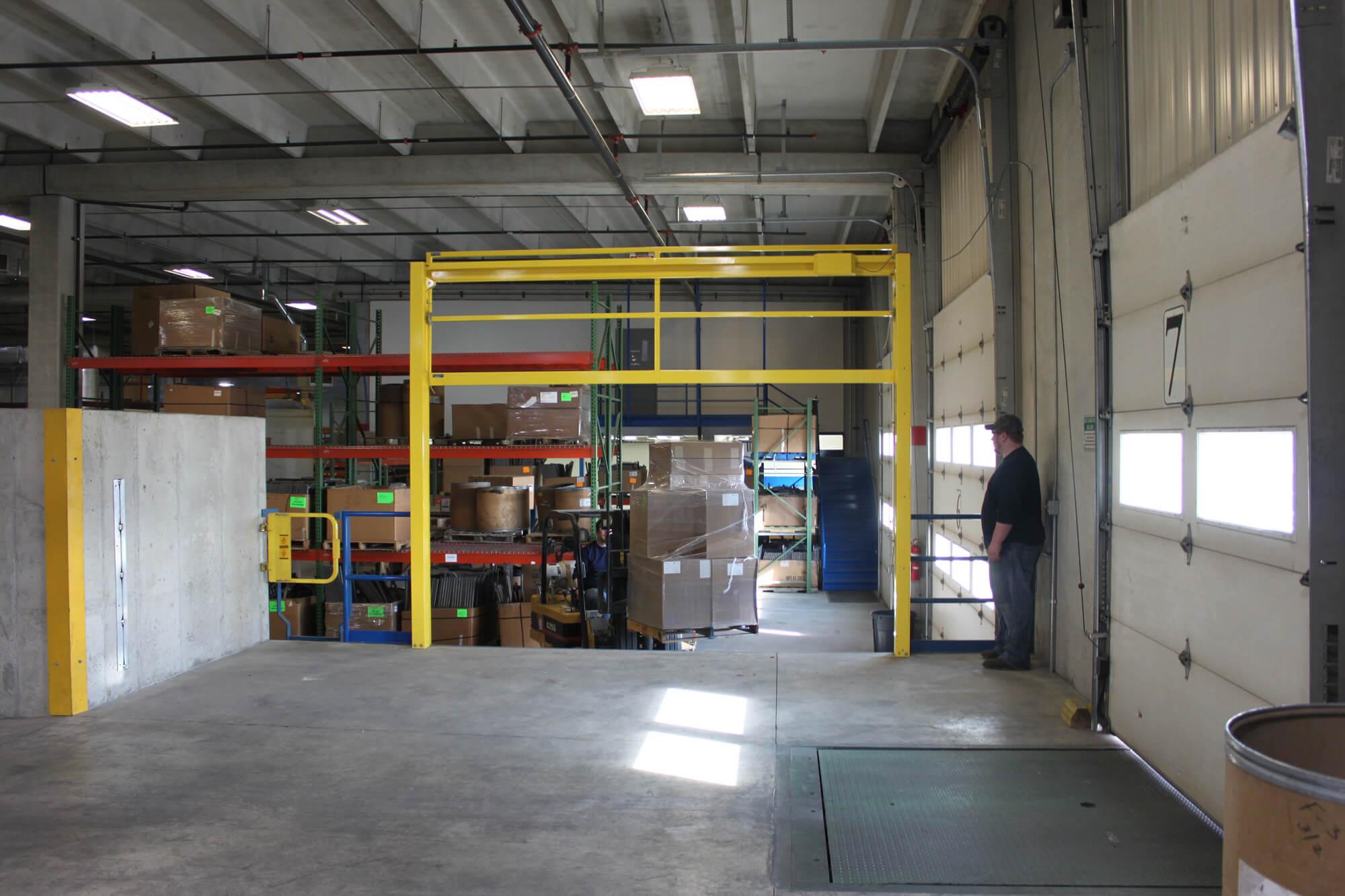 Safemezz 174 Vertical Gate Ps Safety Access