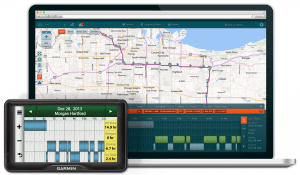 ELD device with gps