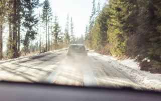 spring thaw road restrictions