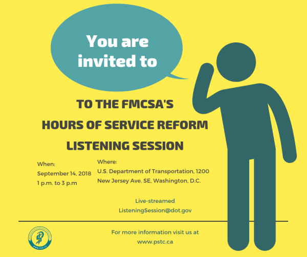 HOURS OF SERVICE REFORM