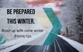Winter Driving TIps. Safe Driving