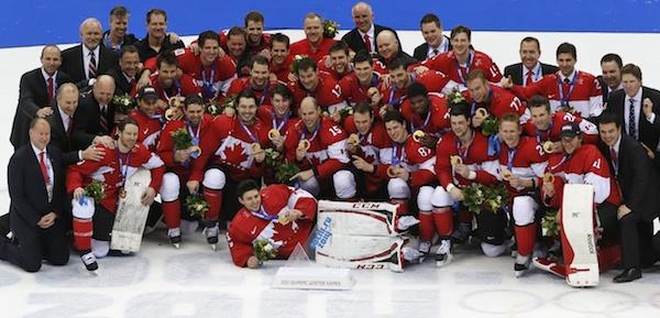 olympia-Canada hockey-gold