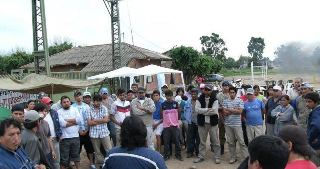 Salta y Jujuy: rebelión obrera contra el vaciamiento de los ingenios azucareros