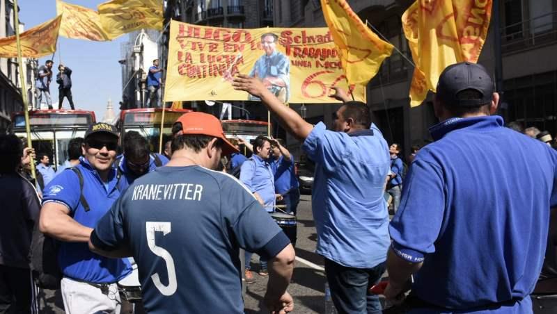 ¡Todo el apoyo a los trabajadores de la 60!