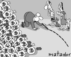 La realidad capitalista en números