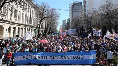La pelea por el Astillero es una pelea por la soberanía