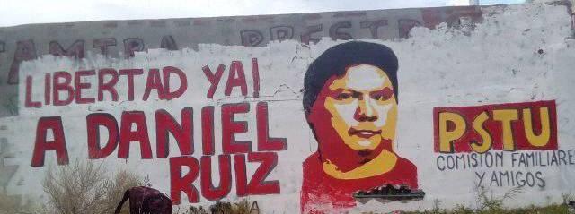Repudio al pedido de elevación a juicio contra Daniel Ruiz