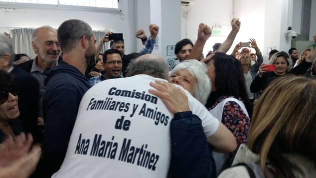 CADENA PERPETUA PARA LOS ASESINOS DE ANA MARÍA