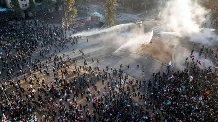 Resultado de imagem para Golpe no Chile e revolução na Bolívia