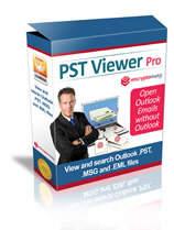 PstViewer Pro box image.