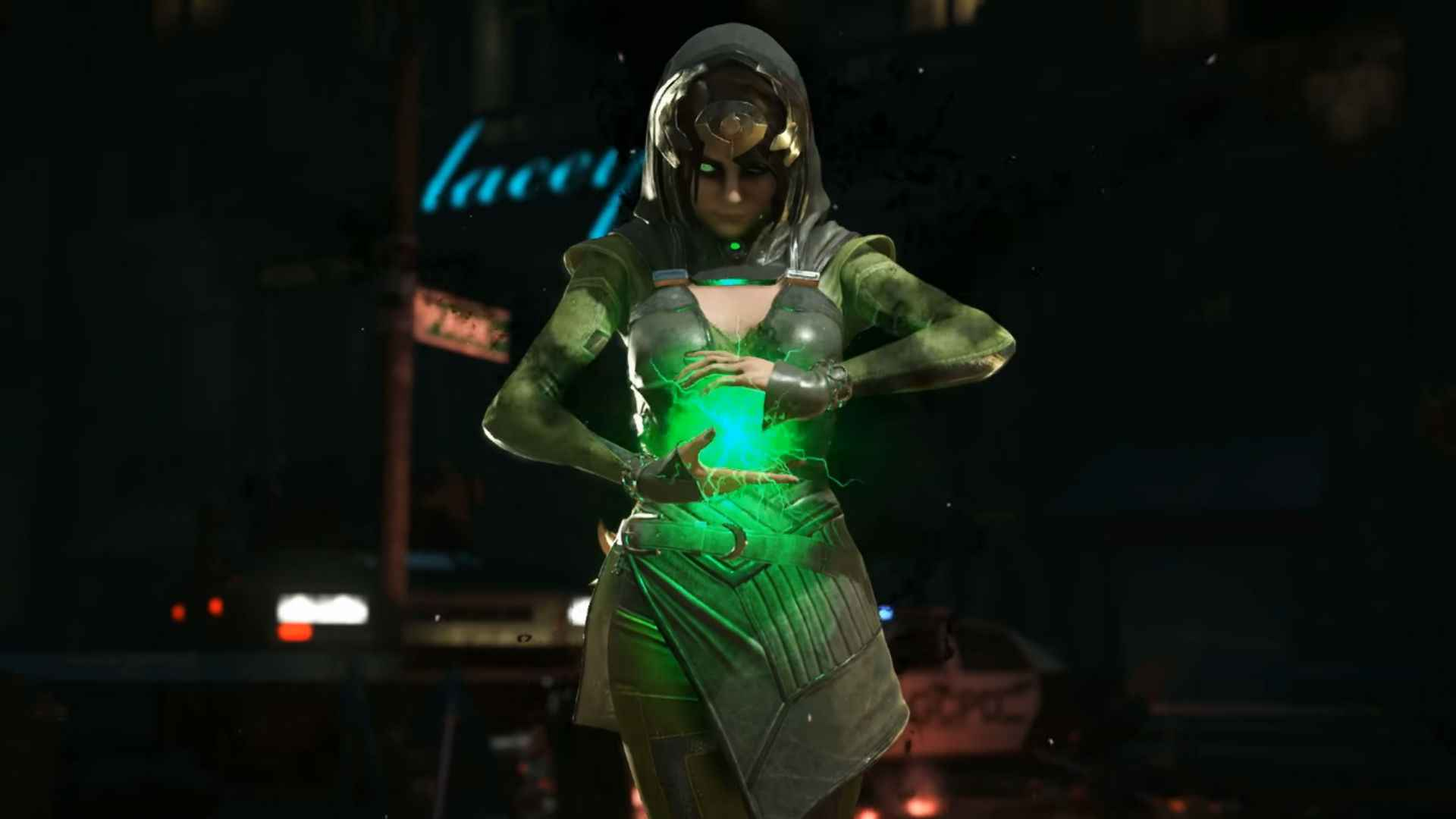 Injustice 2 Enchantress Release Goes Live On PS4 And Xbox