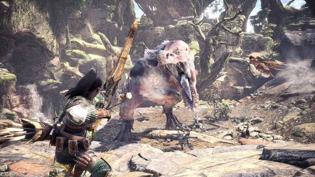 Monster Hunter World 1.06 Update Fixes Online Parties and Slashberries Bug