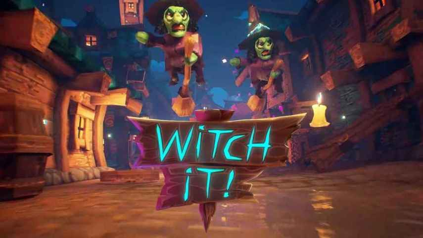 Witch It  Hilarious Hide   Seek Multiplayer Game  Coming to PS4 and     Witch It PS4 Game Modes