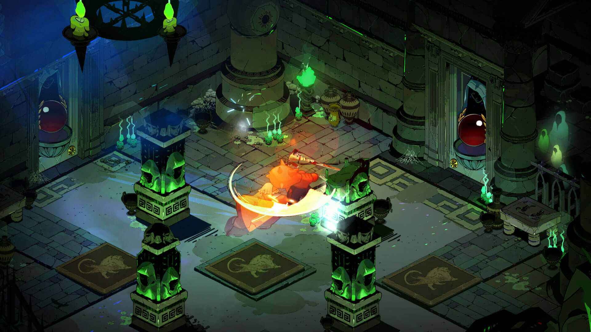 Hades Revealed As Supergiant Games Newest Title PlayStation Universe