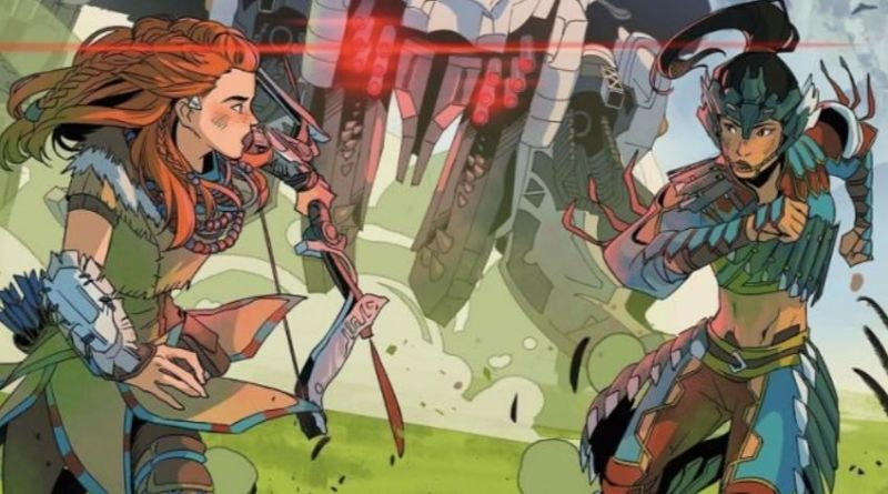 Horizon Zero Dawn Comic Series On The Way - PlayStation Universe