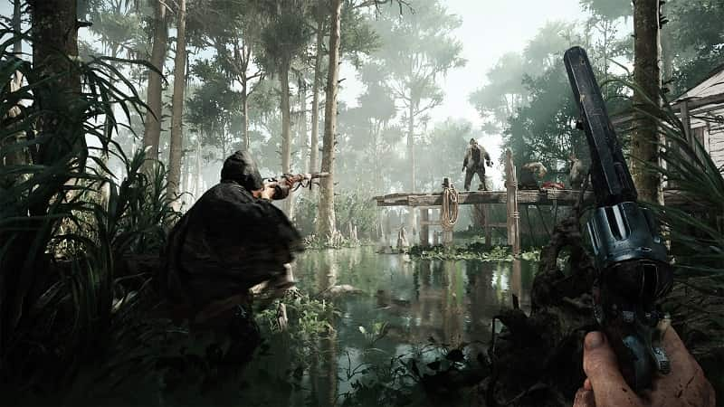 Охота Showdown PS4 Обзор 1
