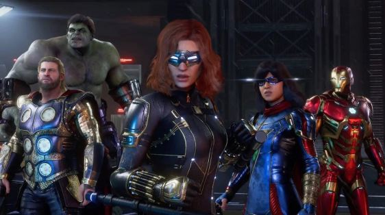 Marvel's Avengers 2020 video game