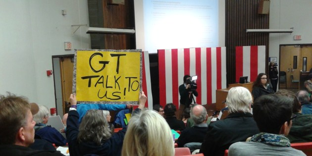District 5 Constituents Voice Concerns at Public Town Hall, Congressman Glenn Thompson Chooses to Ignore Them