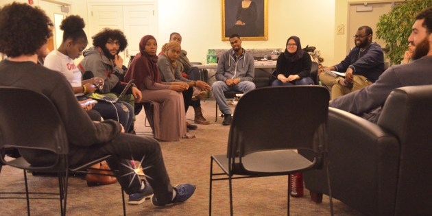 Muslim Students Association Hosts Screening of Malcolm X Speech with Penn State NAACP
