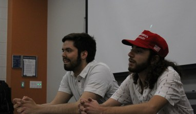 """Bull Moose Party Hosts """"Ask a Trump Supporter"""" Event, Conversations on Immigration, Race Spark Tension"""