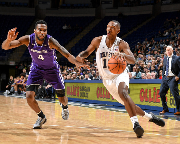 Late run pushes Penn State past Northwestern
