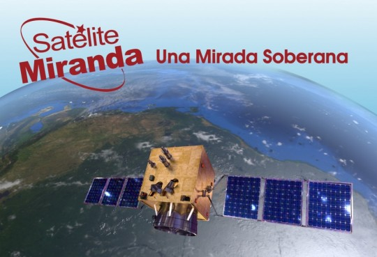 Resultado de imagen para satelite miranda en vivo