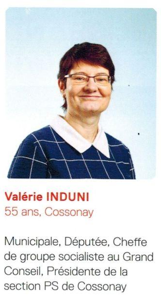 INDUNI Valérie