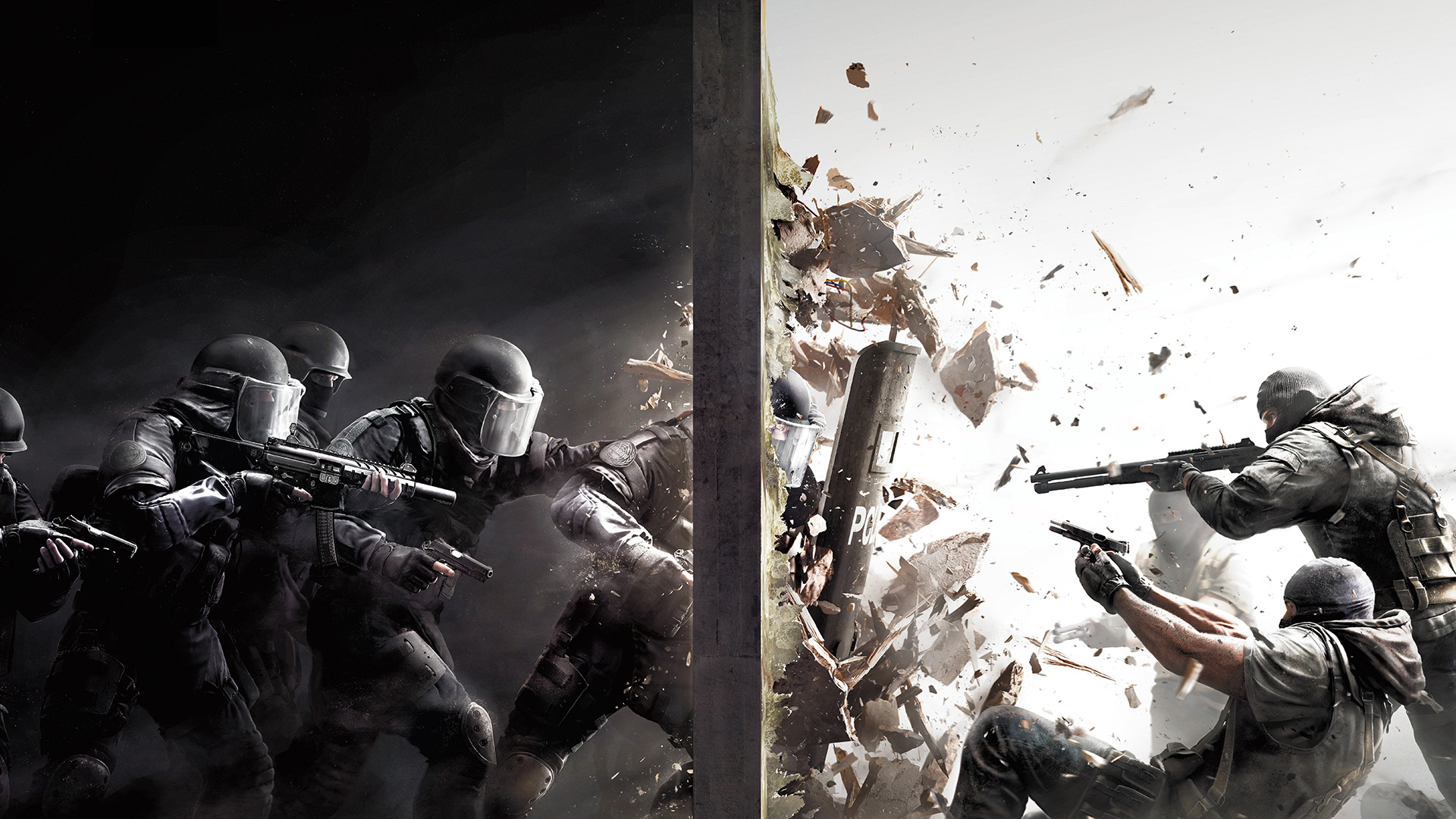 Rainbow 6 Siege Ps Wallpapers