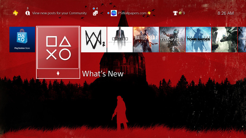 Police Detective Sebastian Castellanos Dons Todays Custom PS4 Wallpaper For The Evil Within Thanks Again To Ridan This Submission