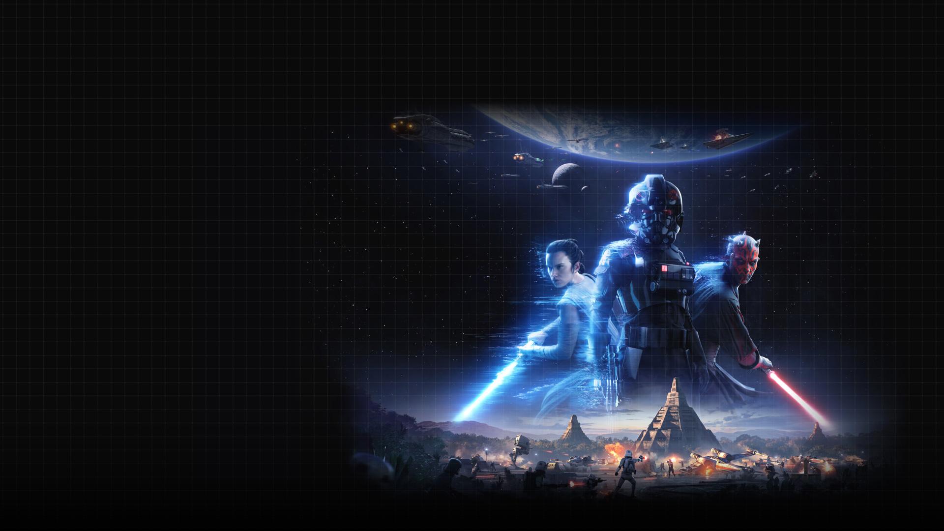 Star Wars Battlefront 2 Playstation Wallpapers