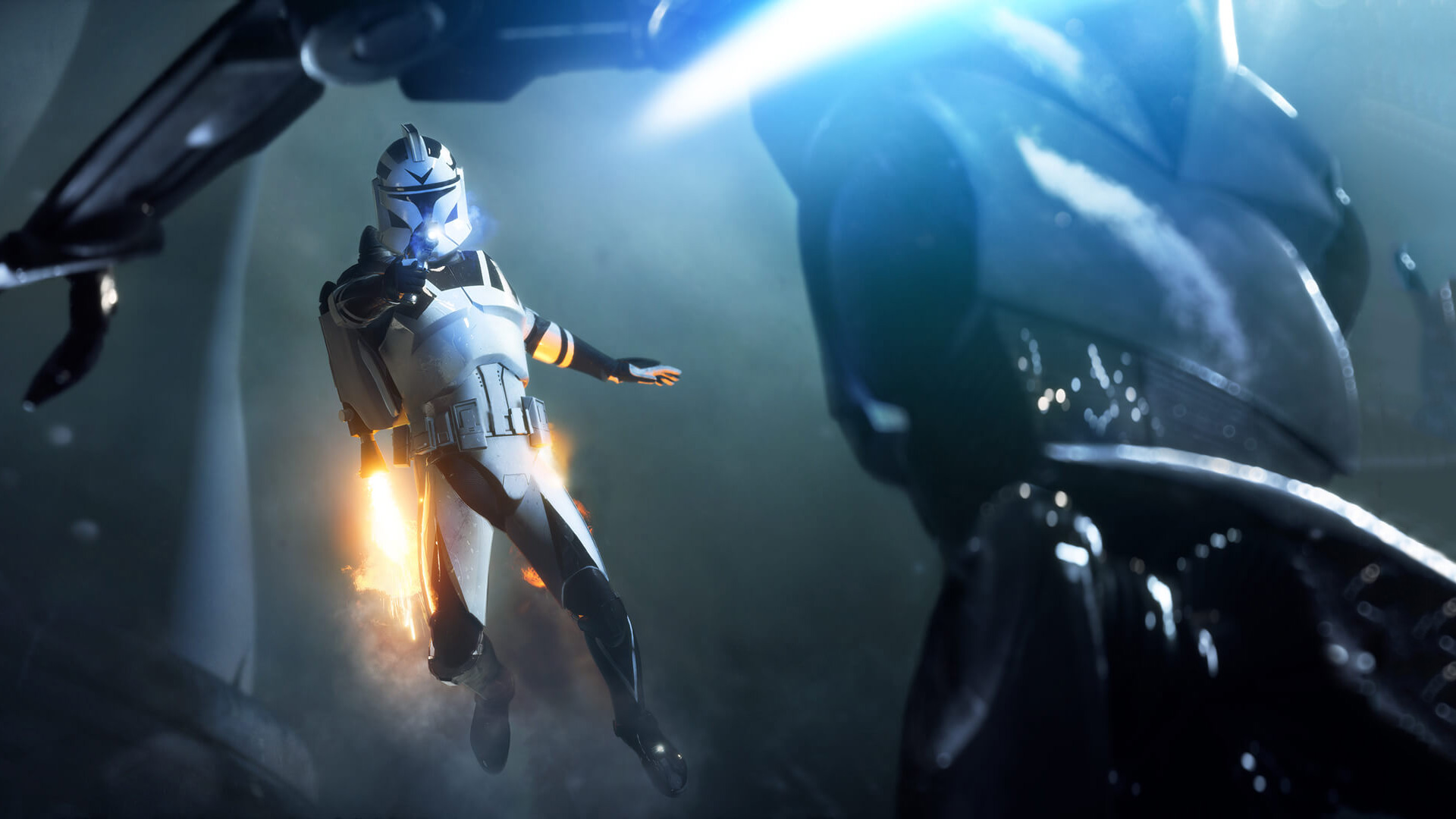 Star Wars Battlefront 2 Playstation Wallpapers