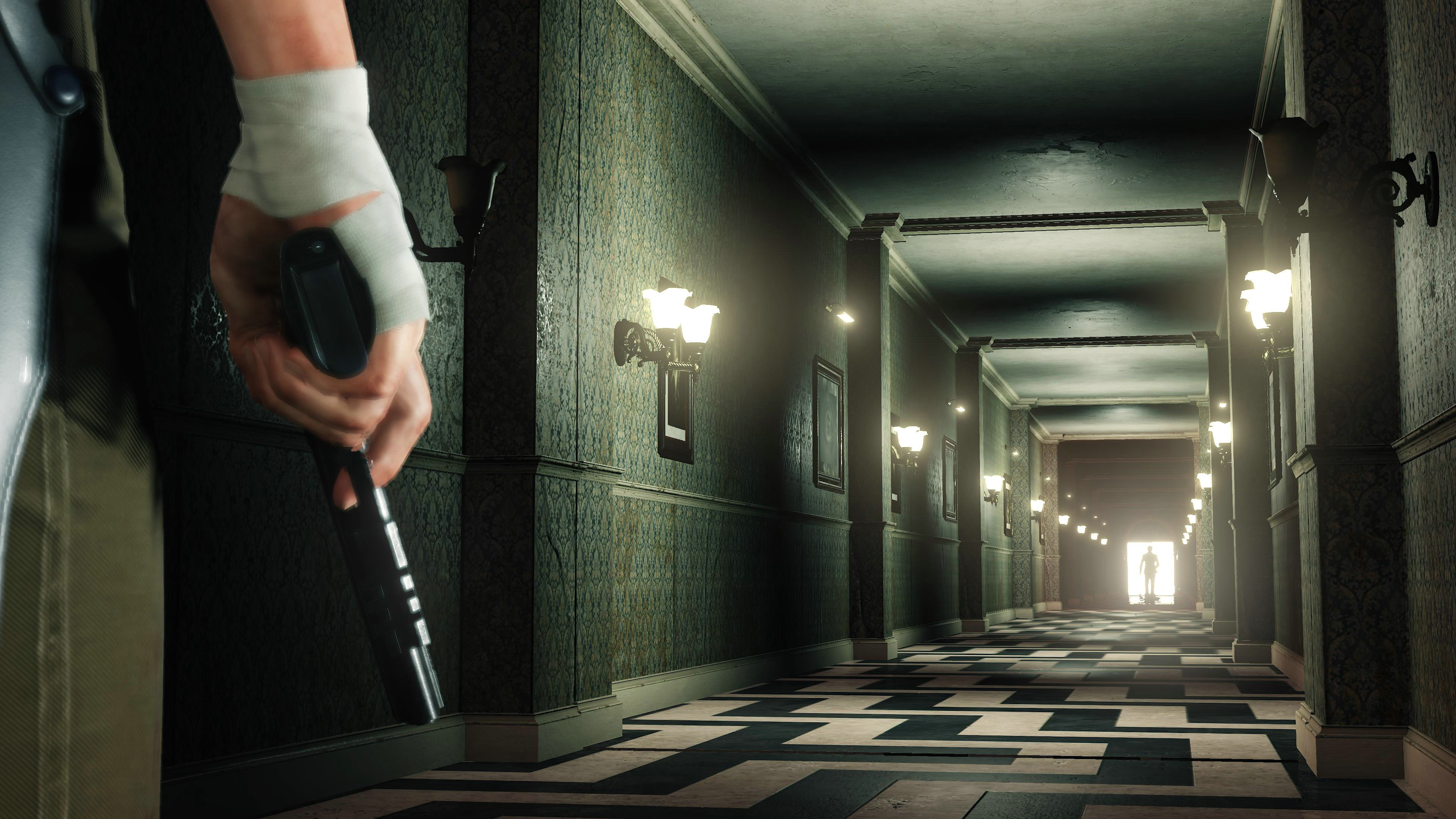The Evil Within 2 Ps Wallpapers